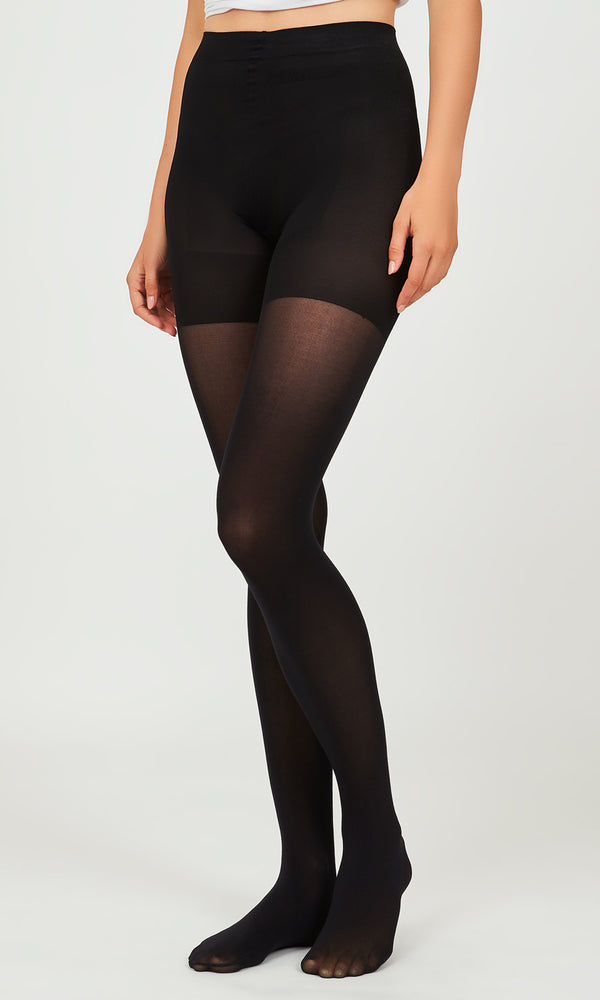 Opaque Shaper Tights