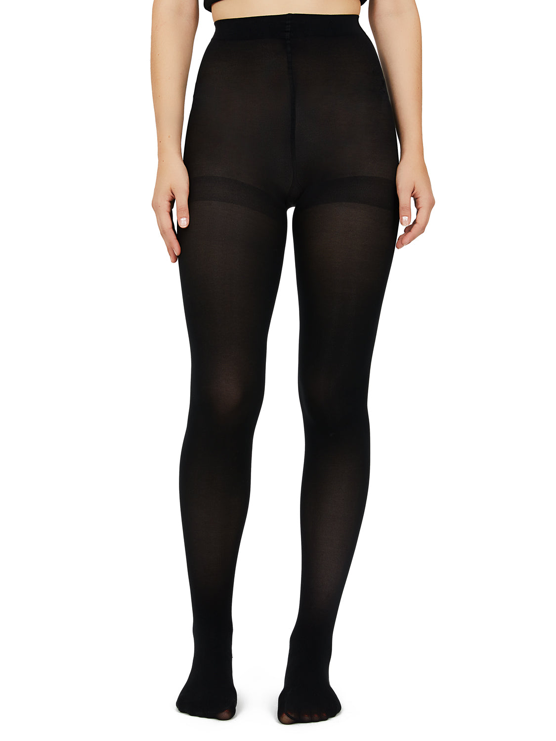 Microfiber Knit Tights