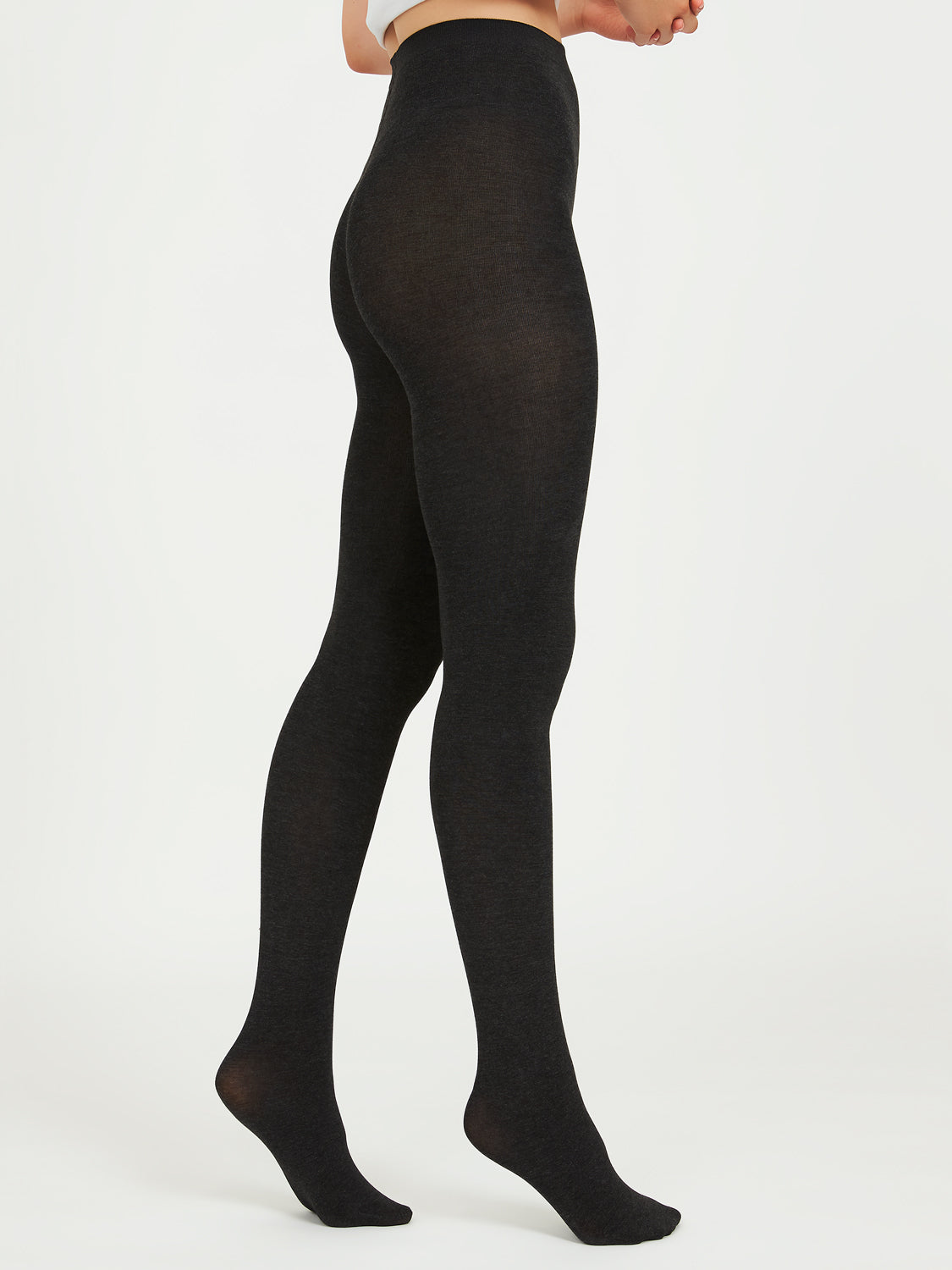 Collants en tricot