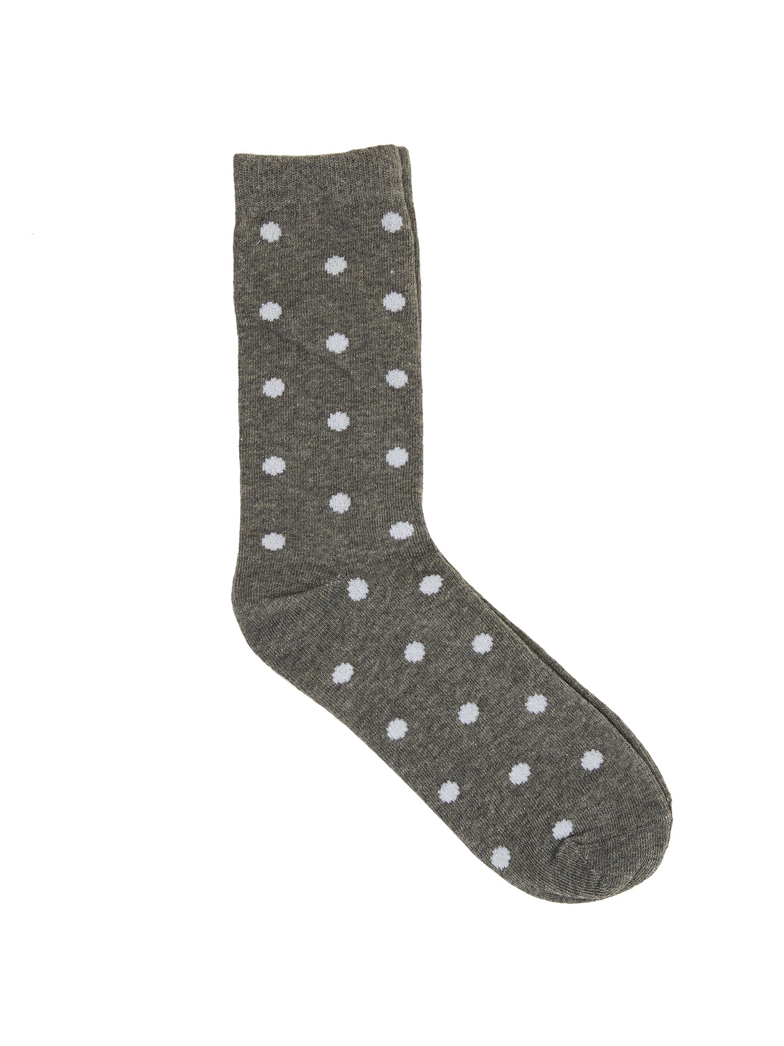 Sparkle Dot Crew Socks