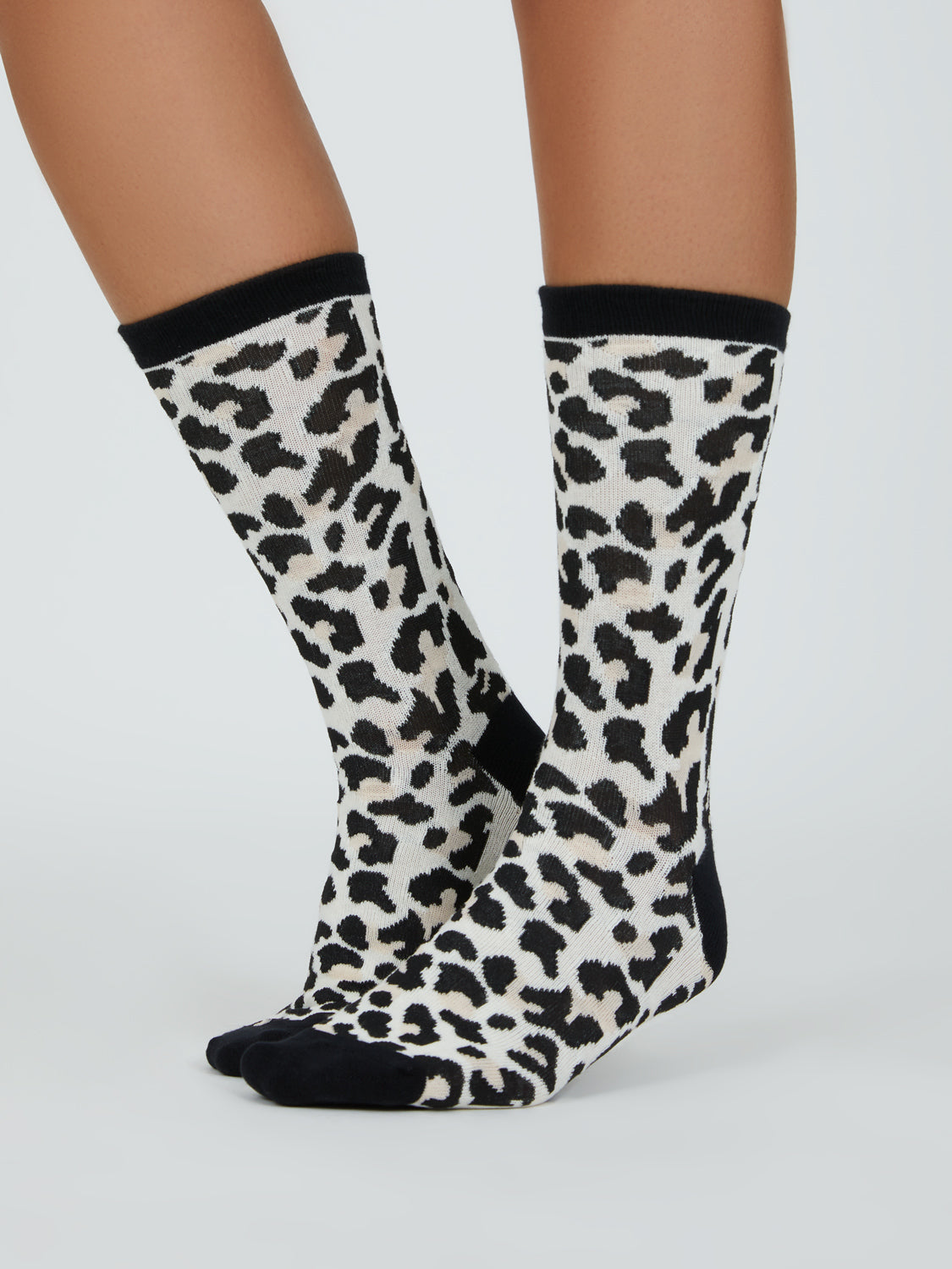 Animal Crew Socks