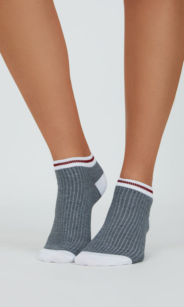 6-Pack Chalet Mini Crew Socks