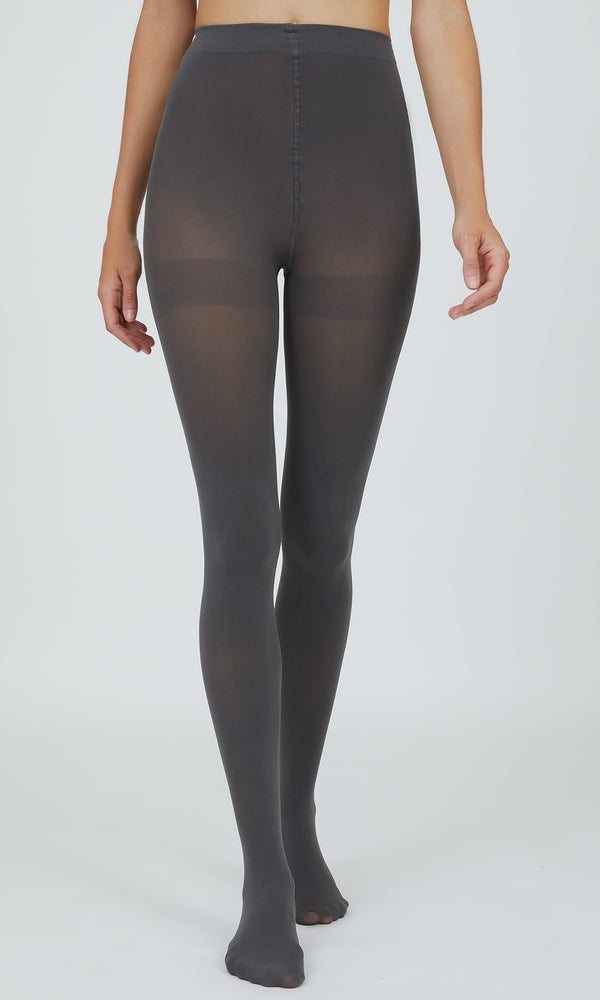 Collants sculptant opaques
