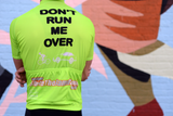 Limited Edition Neon Green - DON'T RUN ME OVER Ver. 3.0 Cycling Jersey