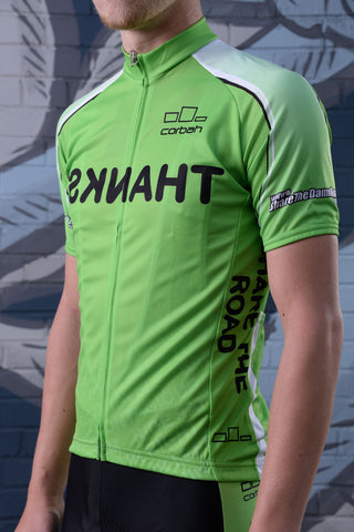 Share The Road 4.0 Short Sleeve Cycling Jersey