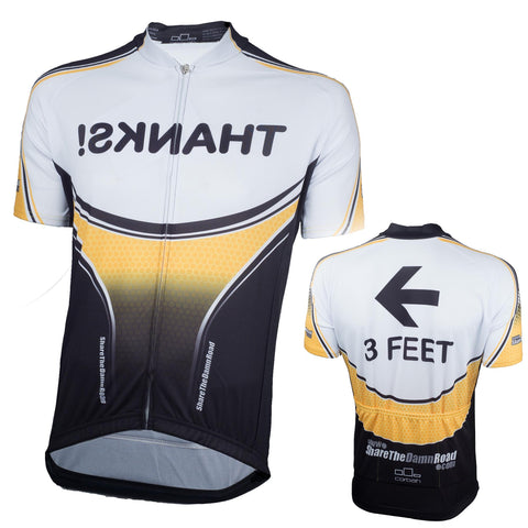 """3 FEET"" Arrow Cycling Jersey"