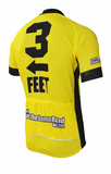 Three Feet Thanks 4.0 Short Sleeve Cycling Jersey
