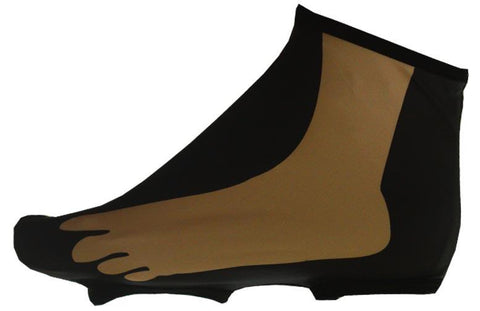 Bare feets Cycling Shoe Covers
