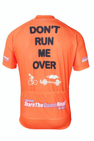 DON'T RUN ME OVER Ver. 3.0 Cycling Jersey
