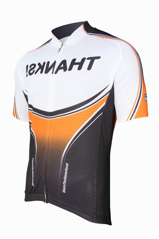 """DON'T RUN ME OVER"" Cycling Jersey"