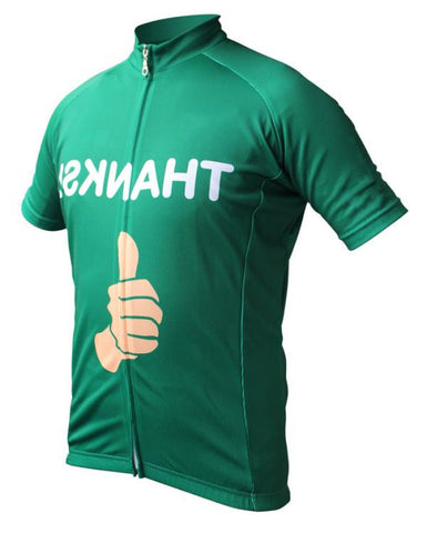 Share The Road Sign Ver. 3.0 Cycling Jersey
