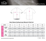 Bicycle Face White Cycling Jersey
