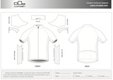 Single Custom Cycling Jersey