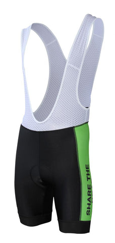 Share The Road 4.0 Bib Shorts