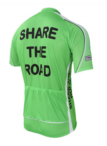 3177e28c7 Share The Road 4.0 Short Sleeve Cycling Jersey – sharethedamnroad