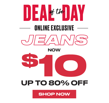 Daily Deal Jeans