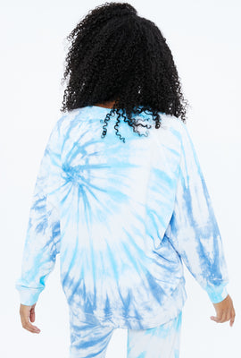Everyday Boyfriend Tie Dye Crewneck Sweatshirt