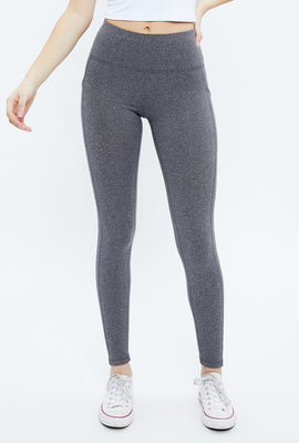 Super Soft Fleece Back Legging