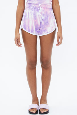 Super Soft Tie Dye Dolphin Short