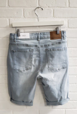 Skinny Denim Short