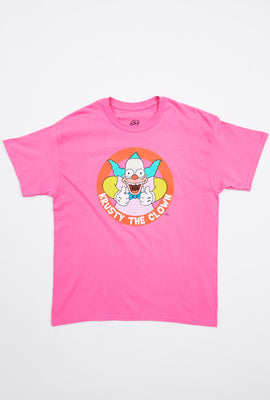 Krusty The Clown Graphic Tee