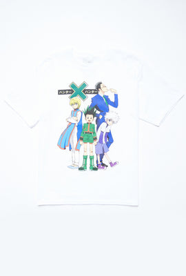 Hunter X Hunter Group Graphic Tee