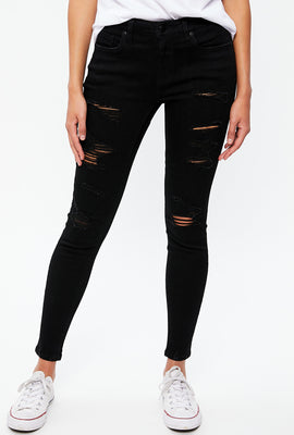 Low Rise Jordan Push Up Jegging