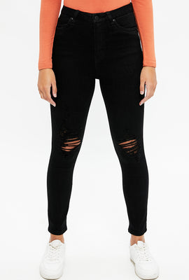 Super High Rise Selena Curvy Ankle Jegging