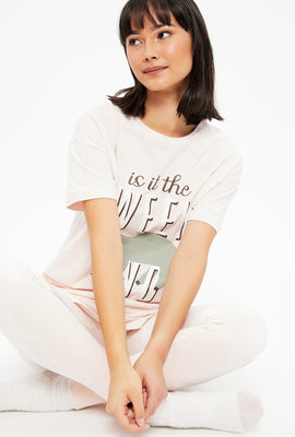 Organic Cotton Sleep Tee