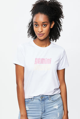 Gemini Graphic Tee