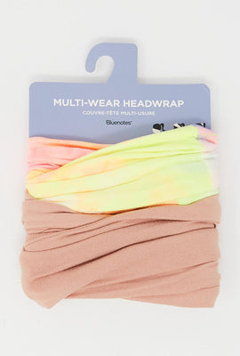 Multi Wear Headwraps 2 Pack