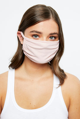 Double Layered Reusable Face Mask 2-Pack