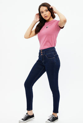 Stacked High Rise Olivia Shape Up Jegging