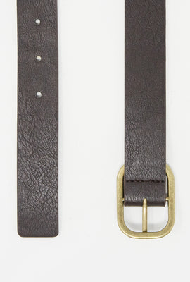 Rectangular Bar Belt