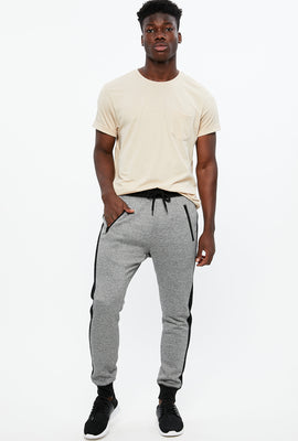 Side Panel Zip Pocket Jogger