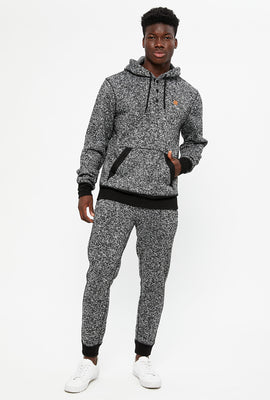 North Western Sweater Knit Jogger