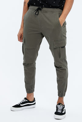 Relaxed Cargo Jogger