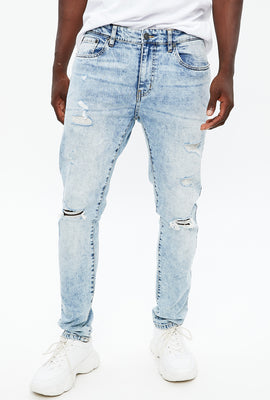 Chase Skinny Distressed Jean