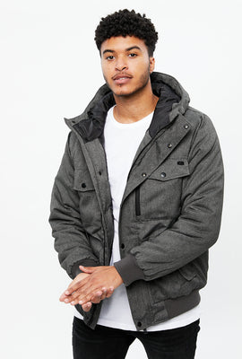 North Western Four Pocket Bomber Jacket