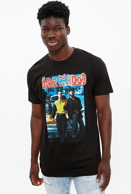 T-shirt à imprimé Boyz N The Hood