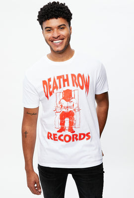 T-shirt à imprimé Death Row Records