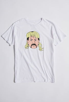 Joe Exotic Tiger King Graphic Tee