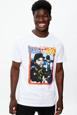 Boyz N' The Hood Square Graphic Tee