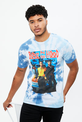Boyz N The Hood Tie Dye Graphic Tee
