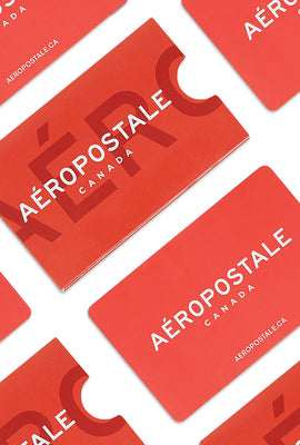 Aéropostale Gift Card