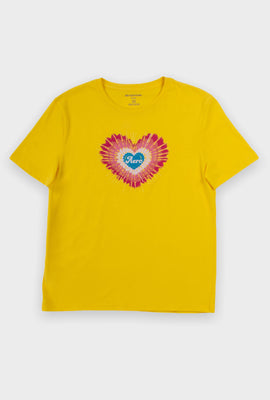 AERO Girls Heart Aero Graphic Tee