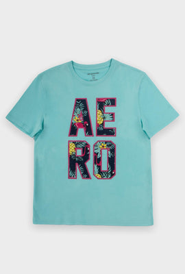AERO Girls Pineapple Aero Graphic Tee