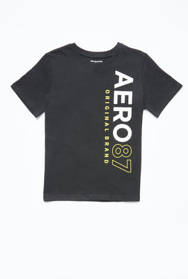 AERO Boys Aero 87 Graphic Tee