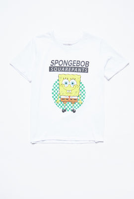 AERO Boys SpongeBob Graphic Tee