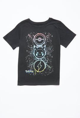 AERO Boys Pokemon Graphic Tee